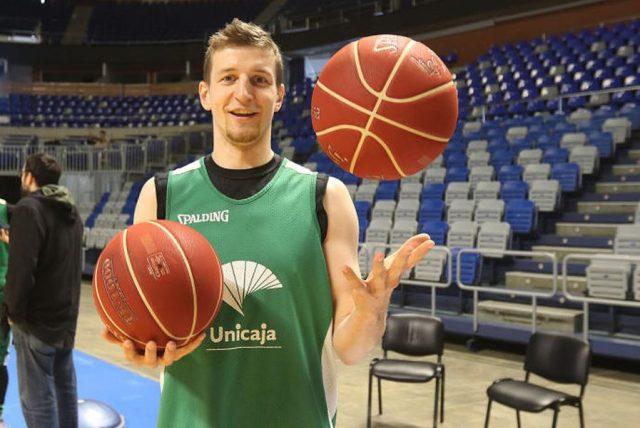 Adam Waczyński / fot. Unicaja Malaga
