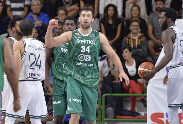Adam Hrycaniuk (fot. basketballcl.com)