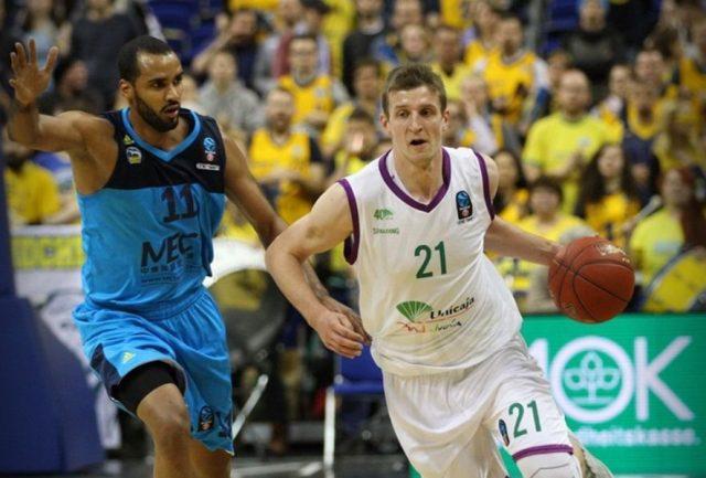 Adam Waczyński (fot. http://www.eurocupbasketball.com)