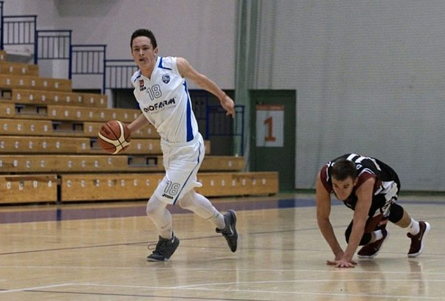 Aleksander Lewandowski (fot. Biofarm Basket Suchy Las)