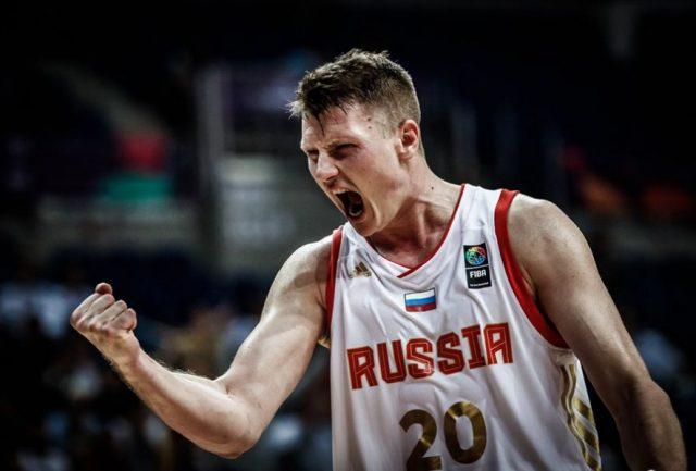 Andriej Woroncewicz (fot. FIBA.com)