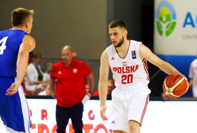 Andy Mazurczak (fot. Andrzej Romański/PZKosz.pl)