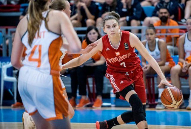 Anna Makurat (fot. FIBA.com)