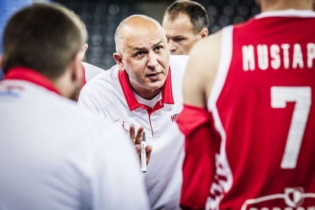 Drazen Anzulović / fot. FIBA Europe