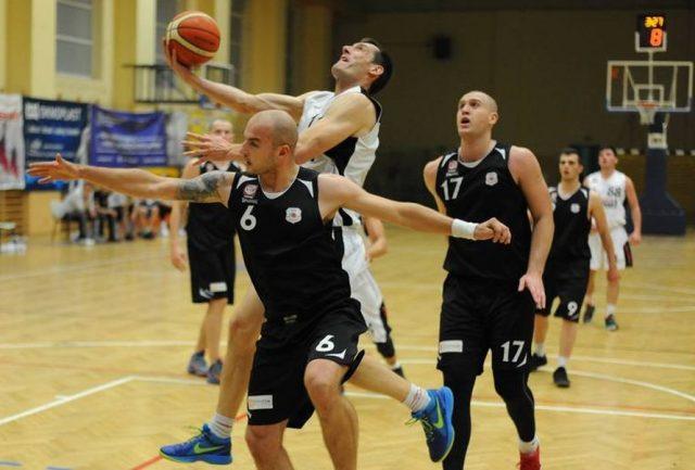 Artur Mikołajko (fot. UKS Basket 15 Przemyśl)