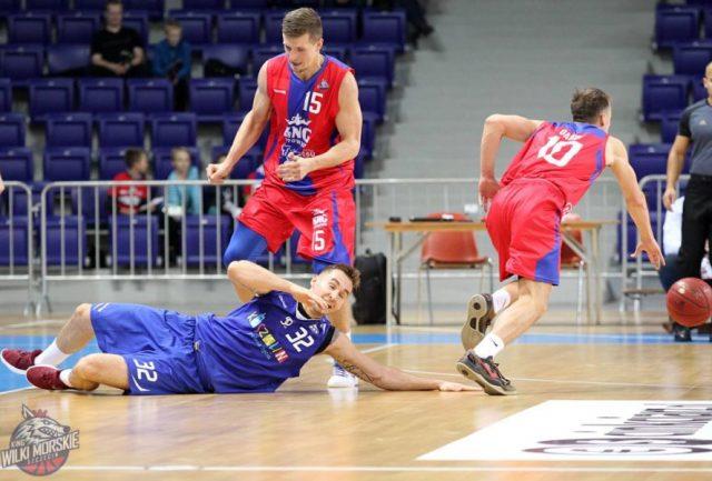 Mecz King - AZS (fot. Krzysztof Cichomski)
