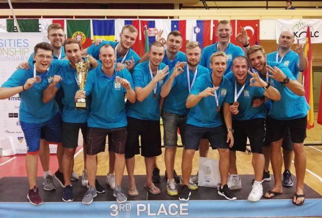 Zespół AZS UMCS Lublin (fot. Facebook.com)