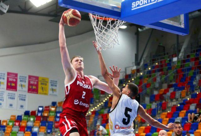 Aleksander Balcerowski / fot. FIBA