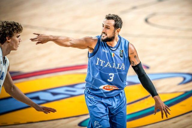 Marco Belinelli / fot. FIBA