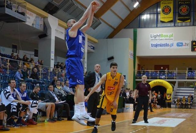 Dardan Berisha / fot. Basketball Champions League
