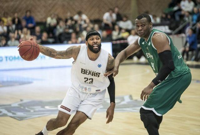Tony Bishop/ fot. FIBA Europe Cup