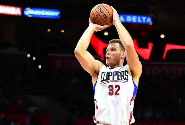 Blake Griffin (fot. Wikimedia Commons)