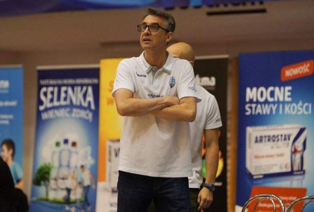Paweł Blechacz / fot. Biofarm Basket Poznań