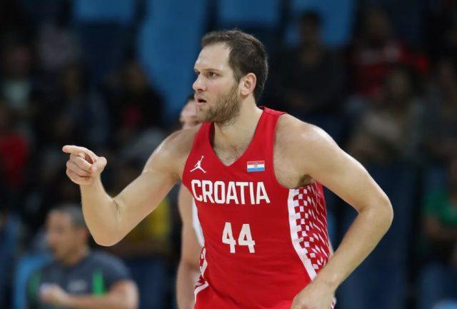 Bojan Bogdanović / fot. FIBA Europe