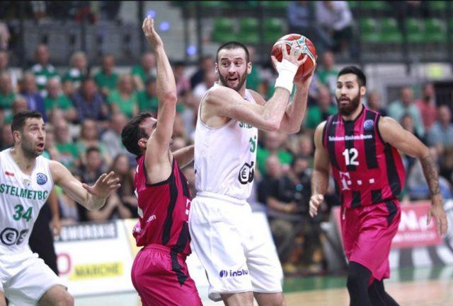 Boris Savović (fot. basketballcl.com)