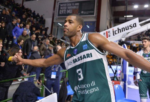 Joshua Bostick / fot. Basketball Champions League