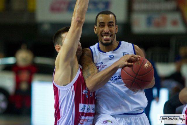 Drew Brandon / fot. sportowiec.info, AZS Koszalin