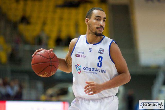 Drew Brandon / fot. AZS Koszalin, sportowiec.info