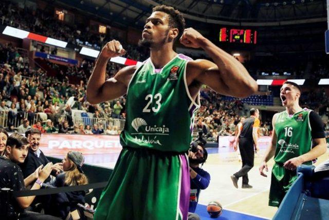 Jeff Brooks / fot. EuroCup Basketball