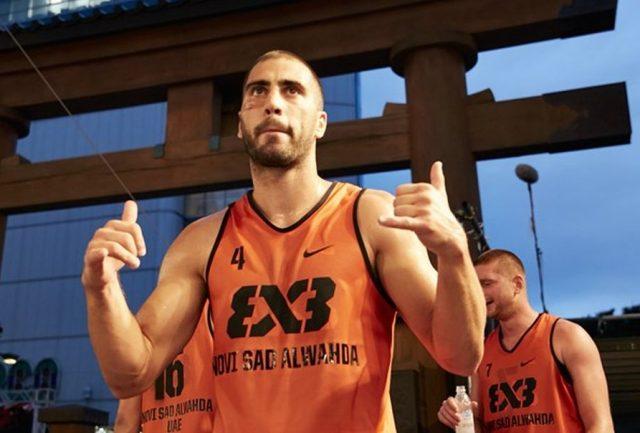Dusan Bulut / fot. FIBA