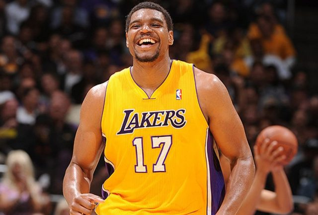 Andrew Bynum / fot. wikimedia commons