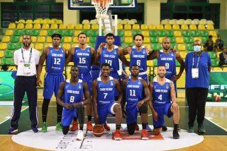Reprezentacja Republiki Zielonego Przylądka / fot. FIBA