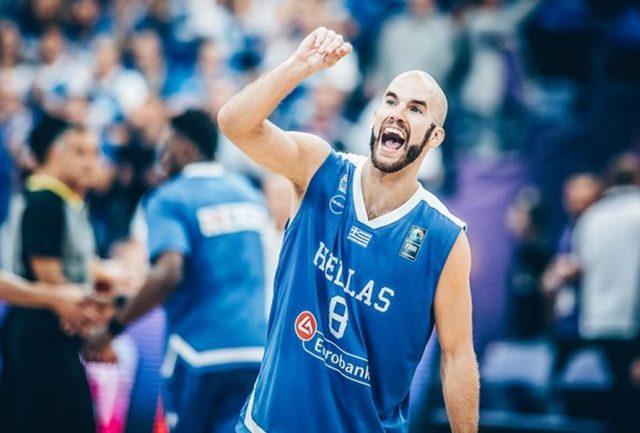 Nick Calathes / fot. FIBA