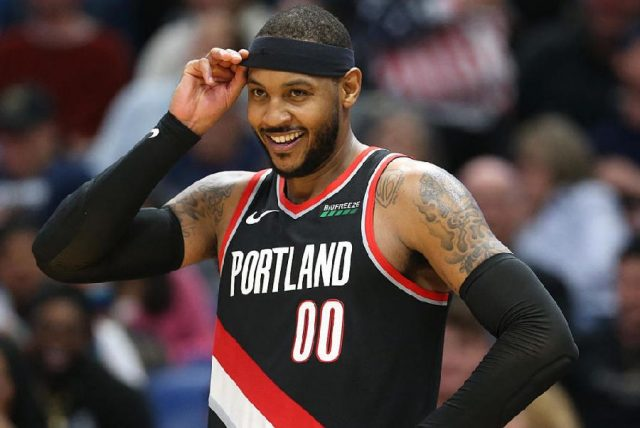 Carmelo Anthony / wikimedia commons