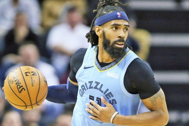 Mike Conley / fot. wikimedia commons