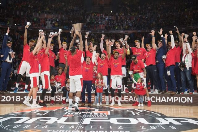 CSKA Moskwa / fot. Euroleague