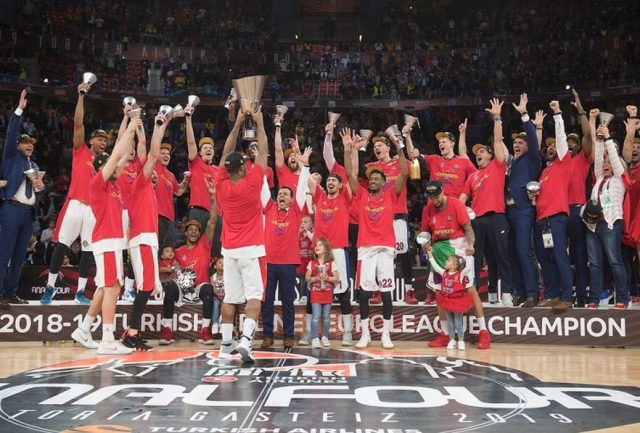 CSKA Moskwa / fot. Euroleague