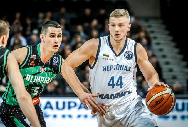 Paulius Dambrauskas / fot. FIBA Europe