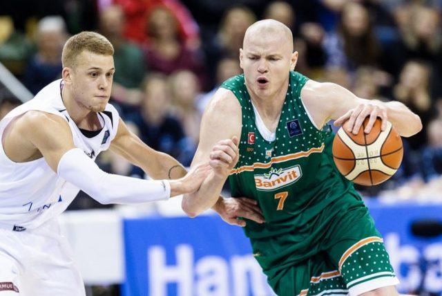 Damian Kulig (fot. basketballcl.com)