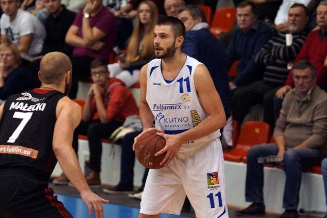 Dardan Berisha (fot. Marcin Nadolski/Polfarmex Kutno)