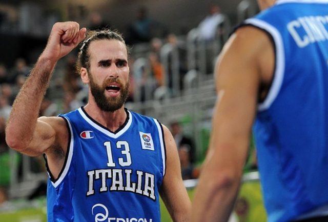 Luigi Datome / fot. FIBA