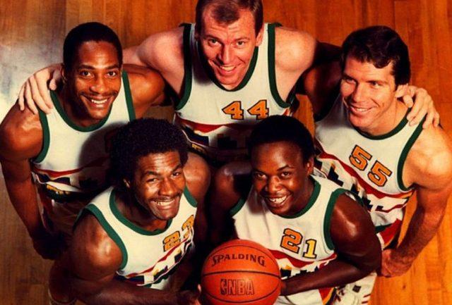Denver Nuggets z początku lat 80.