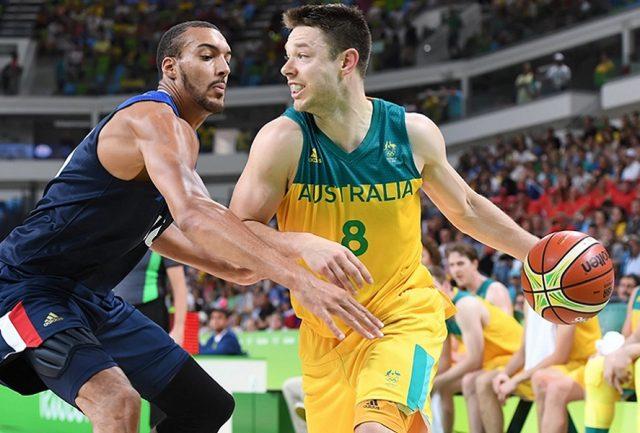 Matthew Dellavedova/ fot. FIBA