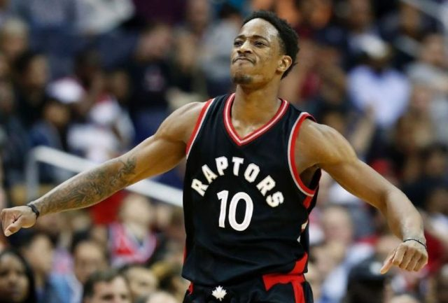 DeMar DeRozan / fot. wikimedia commons