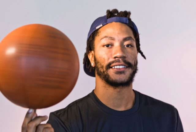 Derrick Rose (fot. Wikimedia Commons)