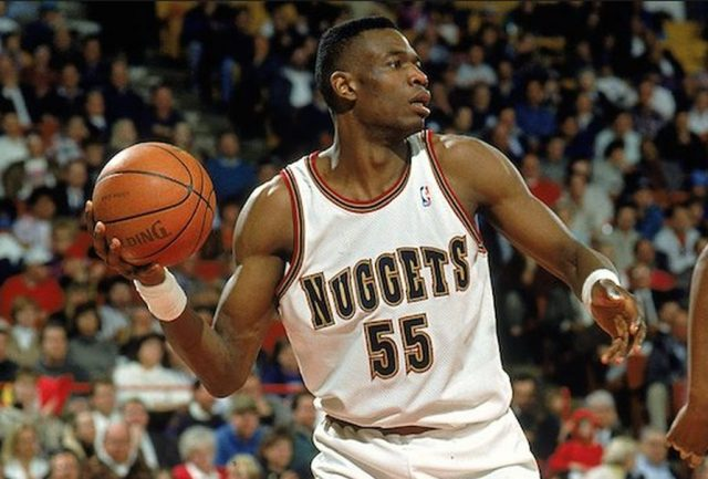Dikembe Mutombo (fot. Wikipedia)