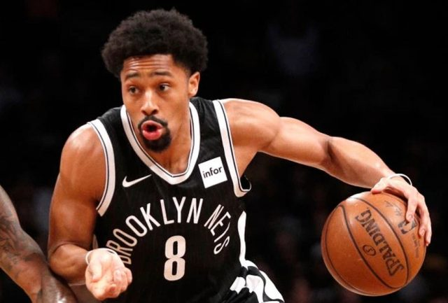 Spencer Dinwiddie / fot. wikimedia commons