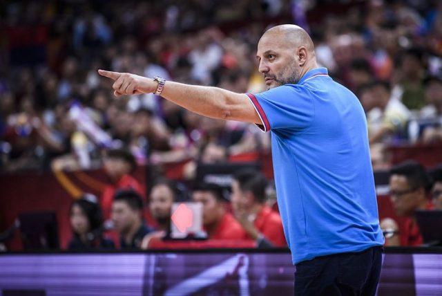 Sasa Djordjević / fot. FIBA