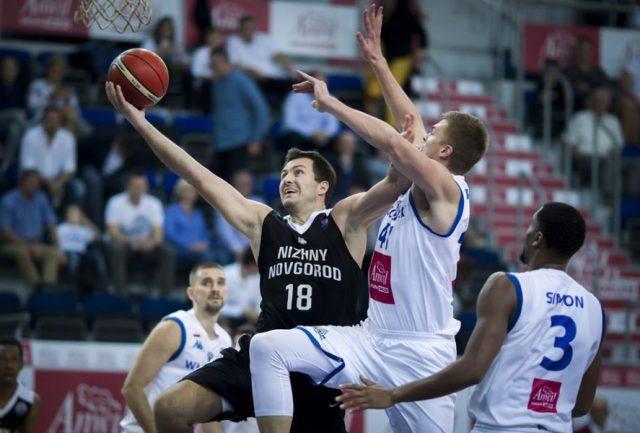Vladimir Dragicević / fot. FIBA Europe