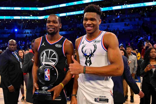 durant all star