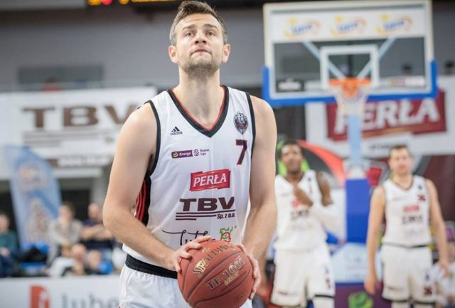 Marcin Dutkiewicz / fot. TBV Start Lublin