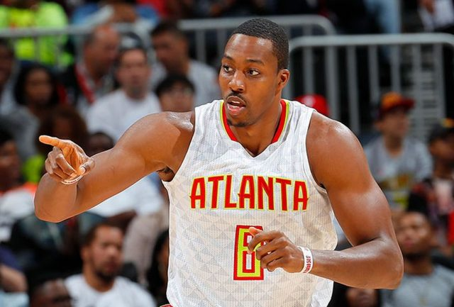 Dwight Howard (fot. Wikimedia Commons)