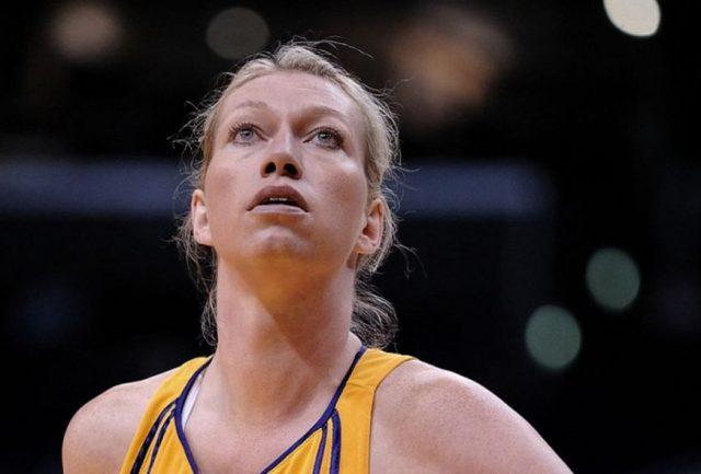 Małgorzata Dydek / fot. FIBA