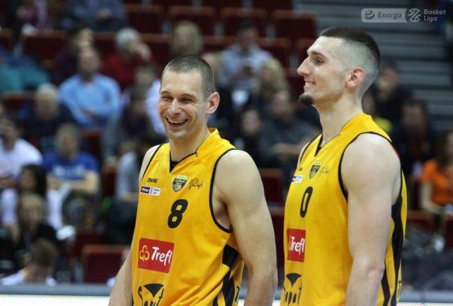 Filip Dylewicz i Steve Zack / fot. A. Romański, plk.pl
