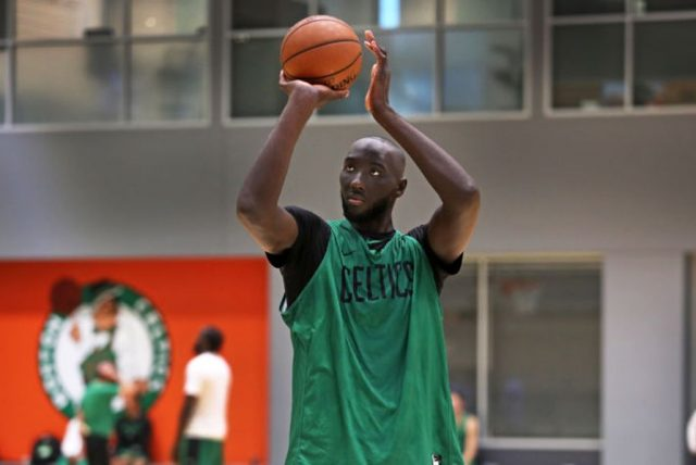Tacko Fall / fot. YouTUbe