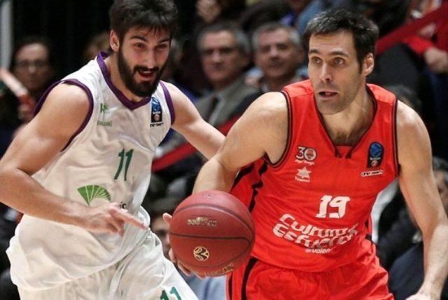 Fernando San Emeterio (fot. eurocupbasketball.com)